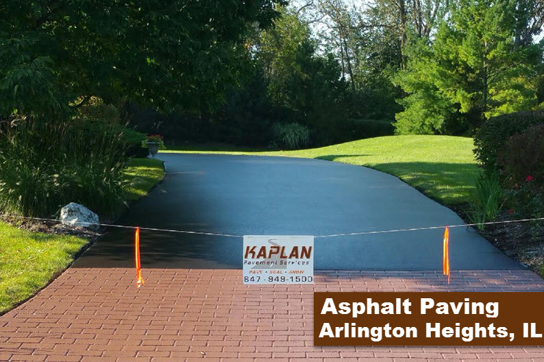 Asphalt Paving Arlington Heights, IL