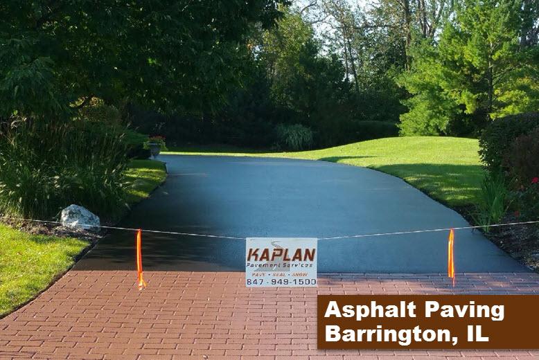 Asphalt Paving Barrington, IL