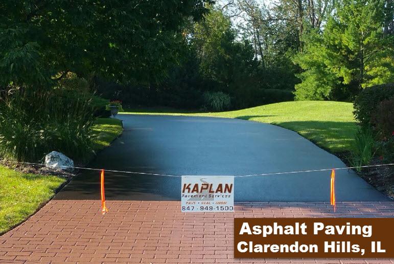 Asphalt Paving Clarendon Hills, IL