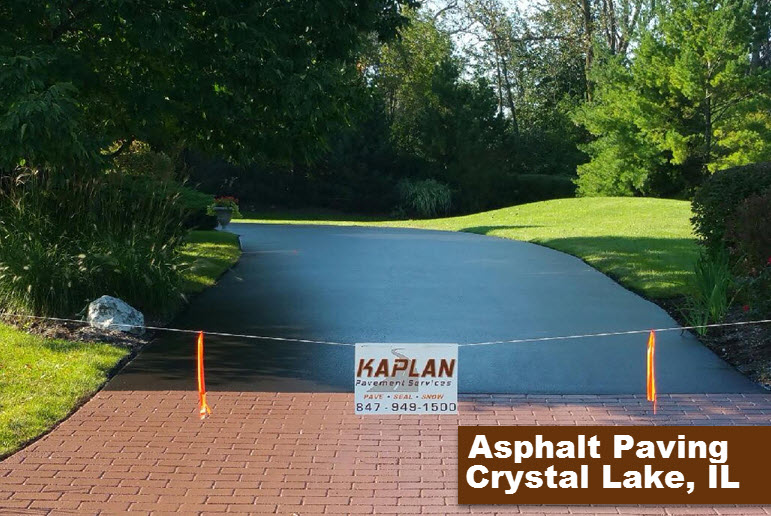 Asphalt Paving Crystal Lake, IL