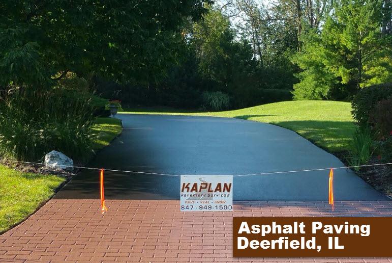 Asphalt Paving Deerfield, IL