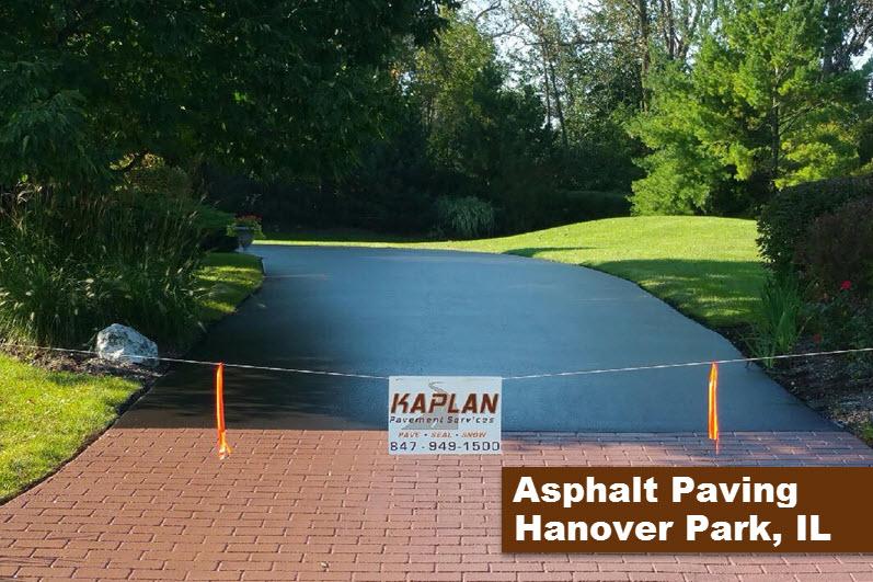 Asphalt Paving Hanover Park, IL
