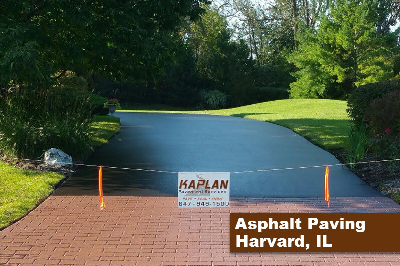 Asphalt Paving Harvard, IL