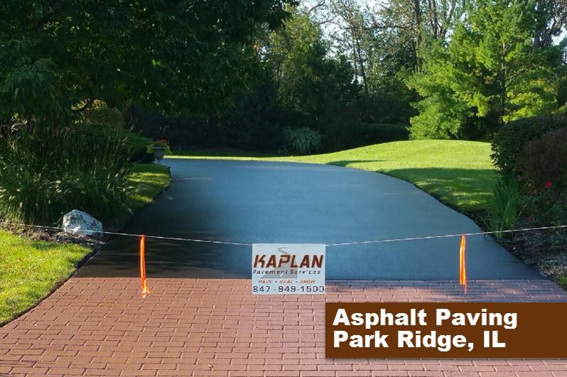 Asphalt Paving Park Ridge, IL
