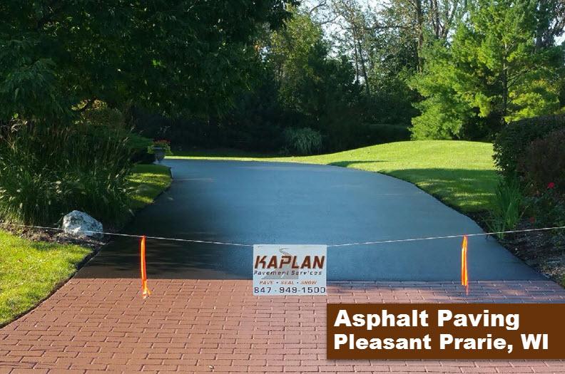 Asphalt Paving Pleasant Prairie, WI