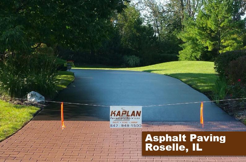 Asphalt Paving Roselle, IL