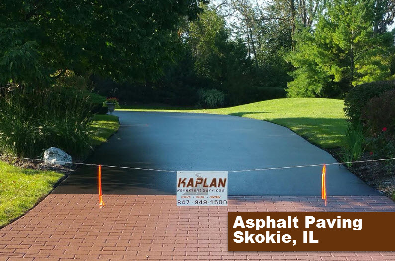 Asphalt Paving Skokie, IL