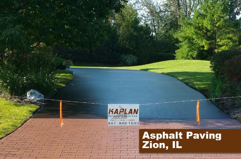 Asphalt Paving Zion, IL